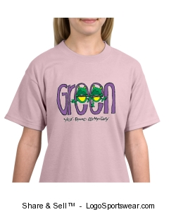 Youth T-shirt Design Zoom
